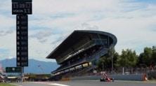 Formula 1 Spagna, Hamilton in pole ma Vettel c'è: foto