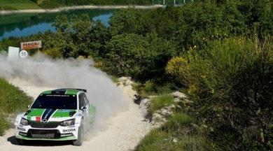 Italiano Rally, Scandola dominatore assoluto dell'Adriatico