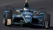 Indy 500, nella terza giornata comanda il vento, Alonso 4°