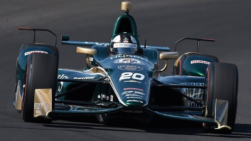 Alonso, gran lavoro a Indy.
