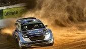 Rally Portogallo, Tanak in testa dopo la prima tappa