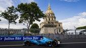 Formula E: A Parigi c'è solo Buemi