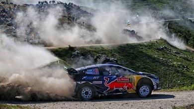 Rally Portogallo, Ogier prende il comando
