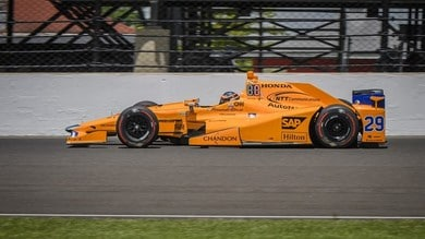 Indy 500, Dixon e Alonso protagonisti in qualifica