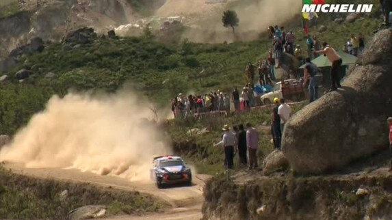 WRC - Rally Portogallo: Ogier piega le Hyundai
