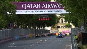 Formula E - Parigi: Buemi senza storia