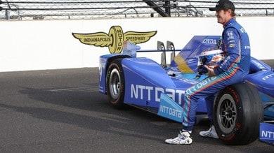 Indy 500,Chilton comanda le libere del lunedì