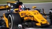 Formula 1, Hulkenberg: