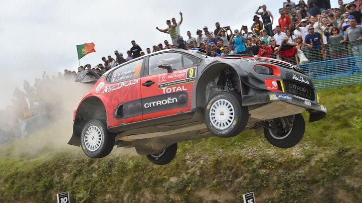 WRC,Mikkelsen debutta sulla Citroën al Rally d'Italia!