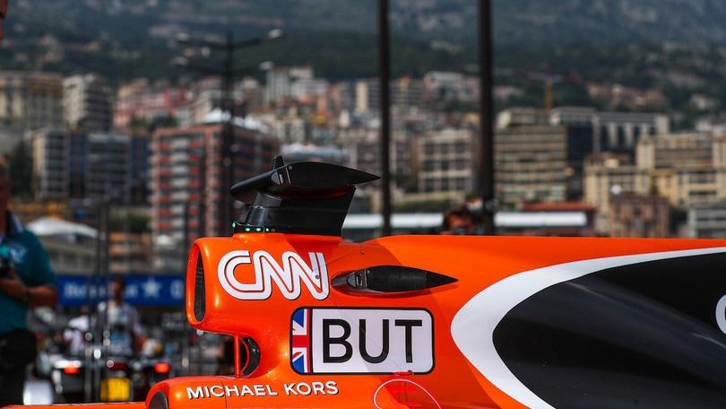 F1, a Monaco è prima fila Ferrari