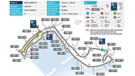 F1 Montecarlo: il toboga cittadino più mondano