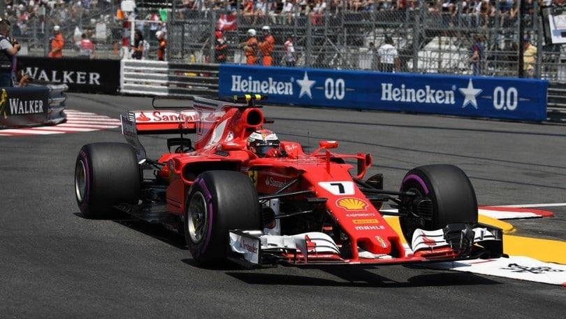 Formula 1, la diretta del Gp di Monaco a Montecarlo