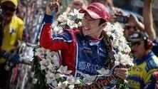 Indy 500, Sato in trionfo