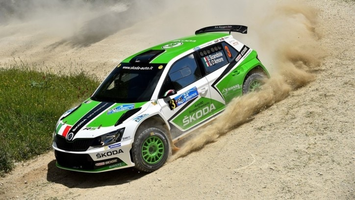 Il Campionato Italiano Rally torna in Salento