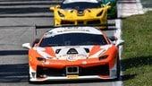 Ferrari Challenge Monza, rientro vincente per Di Amato