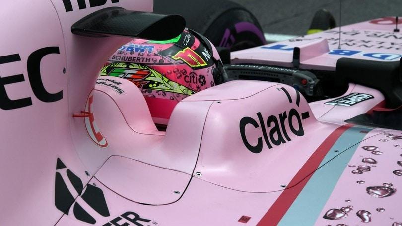 F1, Force India - Cambio nome in vista