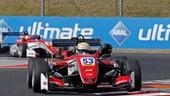 FIA F3 Budapest, Ilott risponde a Gunther