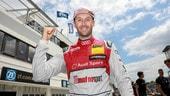 Rast, prima vittoria nel DTM a Budapest e leadership