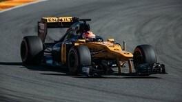 Robert Kubica torna in pista: il video dei test
