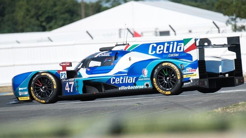 Cetilar Villorba Corse a Le Mans: foto