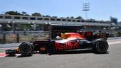 Formula 1 Azerbaijan: le immagini delle libere