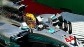 Formula 1 Baku: Hamilton implacabile in qualifica