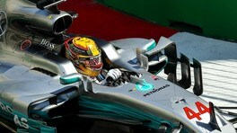 Formula 1 Baku: Hamilton implacabile in qualifica