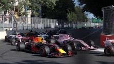F1 Baku: vince Ricciardo tra i colpi di scena