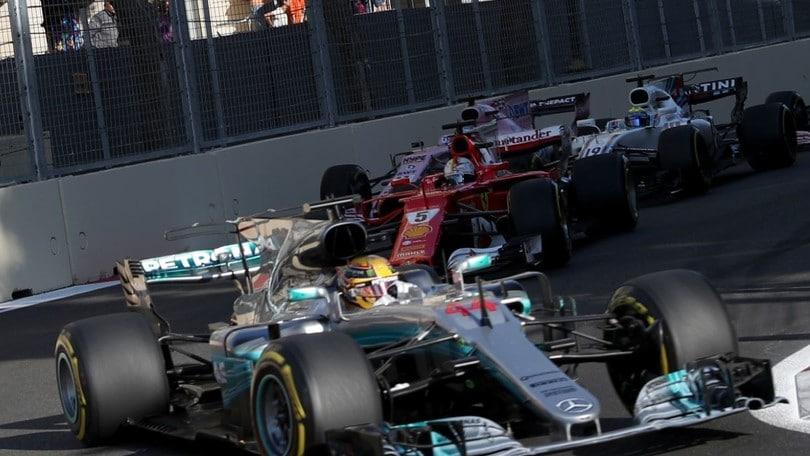 F1 GP Azerbaijan, Maurizio Arrivabene: