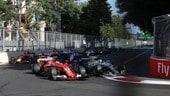 Formula 1 Baku, Bottas: