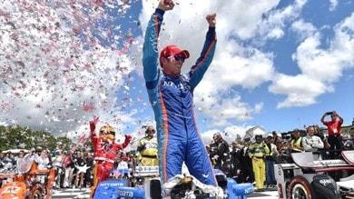 IndyCar,Dixon impera a Road America