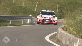 Italiano WRC - Rally Marca: Albertini fa sul serio