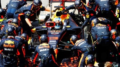 Formula 1 Austria, pieno di Ultrasoft per Red Bull