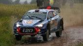 WRC Polonia, Neuville è in testa