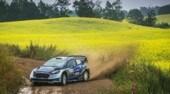 WRC Polonia, Tanak è il nuovo leader
