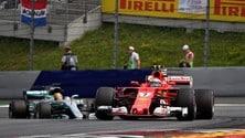 Formula 1 Austria, le foto della gara