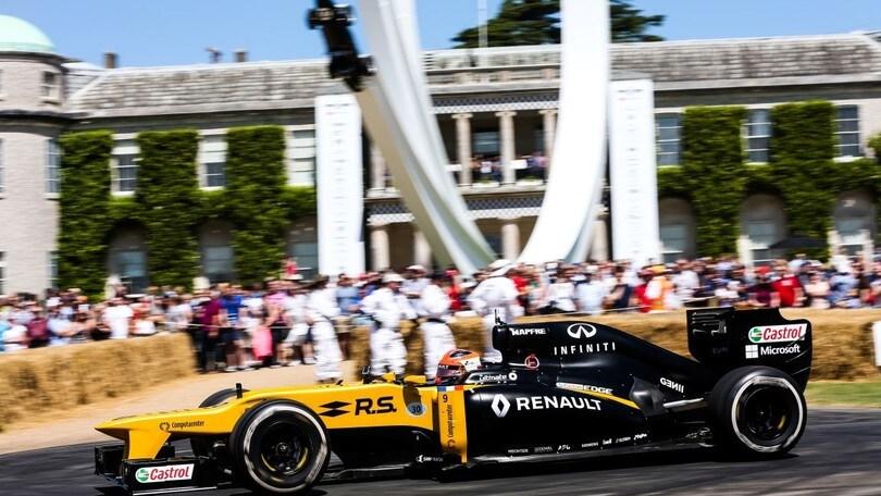 F1 | Renault, un test particolare al Paul Ricard