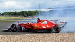 Formula 1 Silverstone: le immagini delle libere