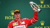 Formula 1 Silverstone, Raikkonen e la legge di Murphy