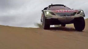 Silk Way Rally: Peugeot regina del deserto