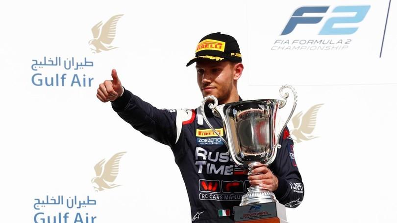 F1 | Williams, Luca Ghiotto in pista nei test dell'Hungaroring