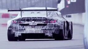 """BMW M8 GTE, """"primi passi"""" in pista"""