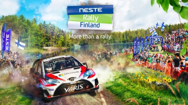 Rally Finlandia, tutto pronto per il via