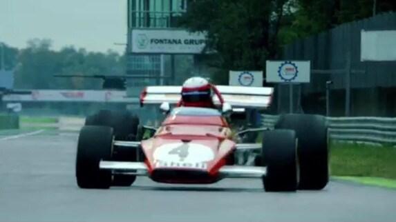 Ferrari 312B, la leggenda al cinema