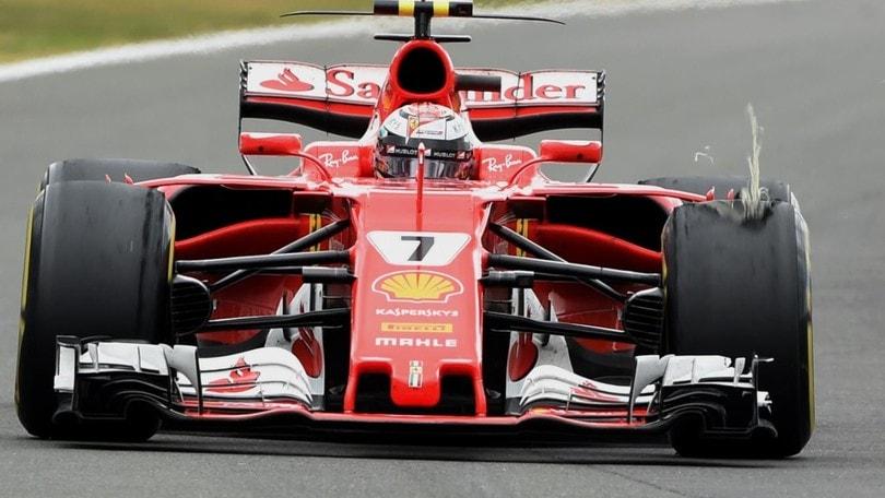 Pirelli conclude le indgini sulla gomma di Raikkonen: nessun difetto