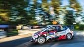 WRC, Lappi è il nuovo leader del Rally di Finlandia