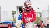 F2 Ungheria: vince Rowland ma Leclerc incanta