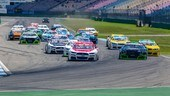 EuroNascar: Garcia vince Gara 1 ad Hockenheim