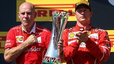 F1 Ungheria, Kimi il vichingo convince Marchionne
