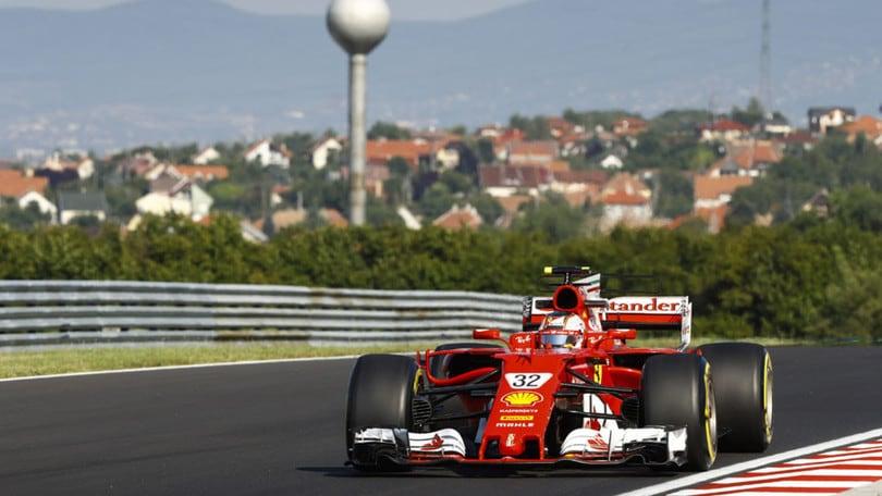 F1 Test Budapest 2017, ci saranno Bottas, Vettel e Raikkonen